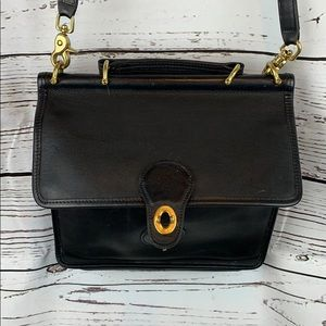 Coach 9927 Black Crossbody Bag